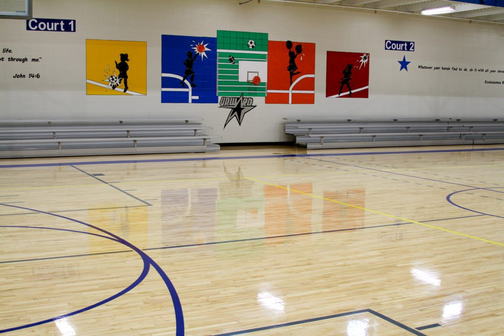 Our Facilities Recreation Outreach Center